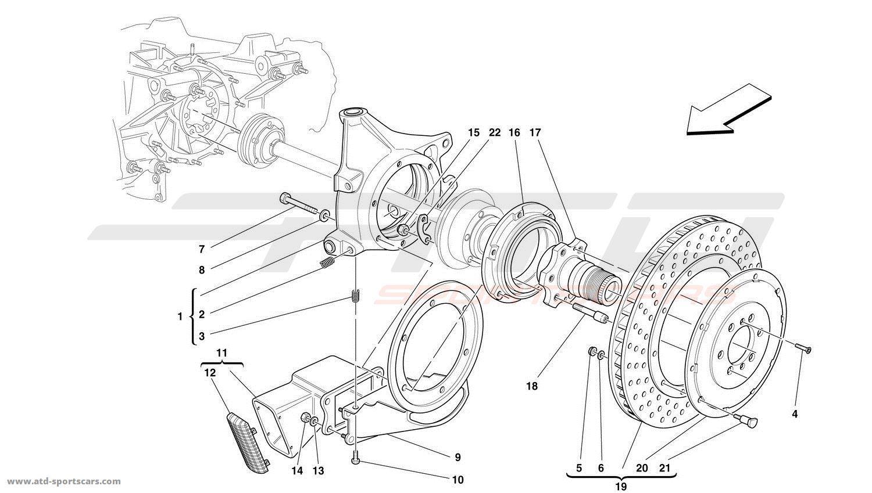 ferrari engine diagram ron francis wiring schematic 3g