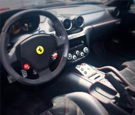Ferrari 599 GTB / GTO Interior