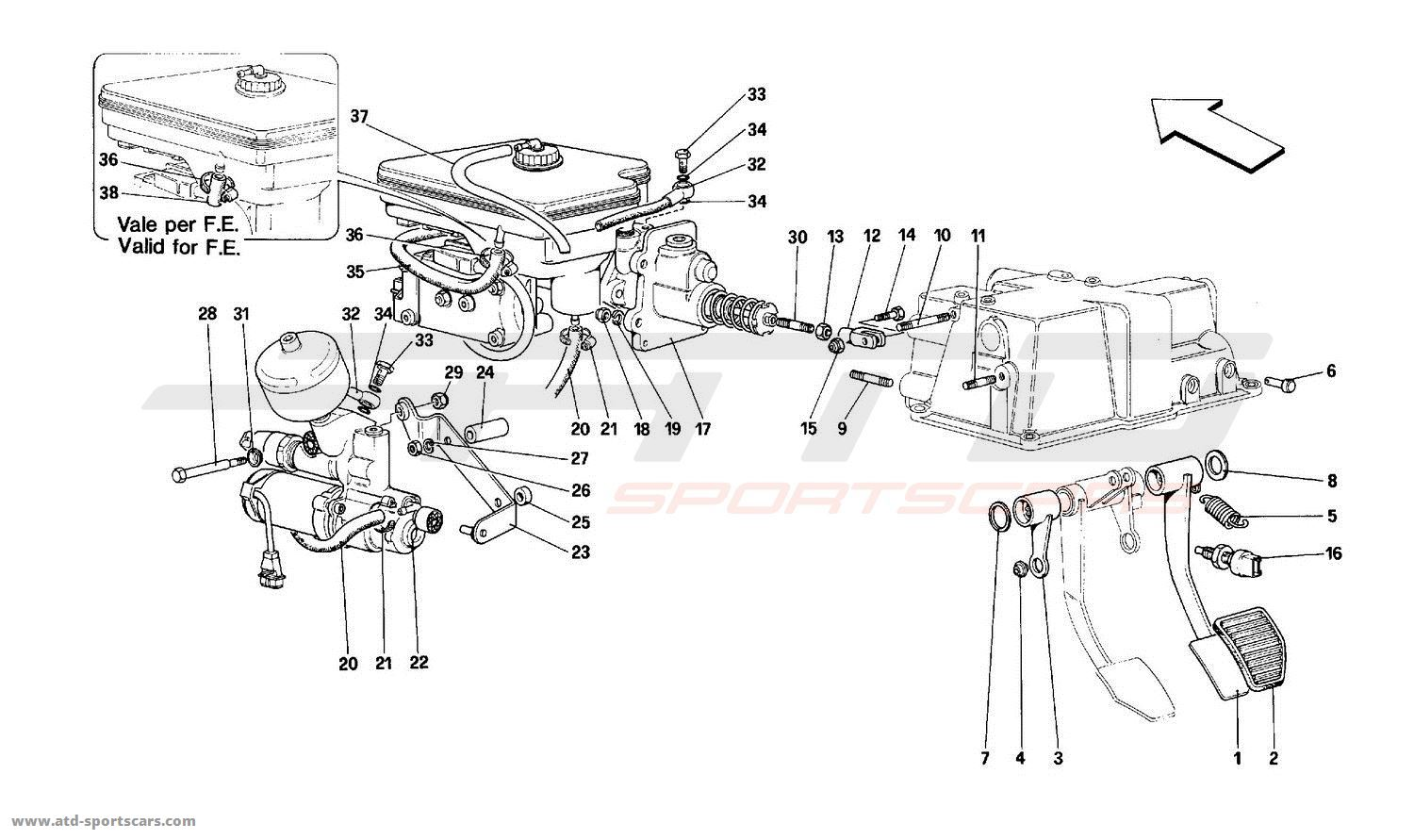 ferrari parts diagram html