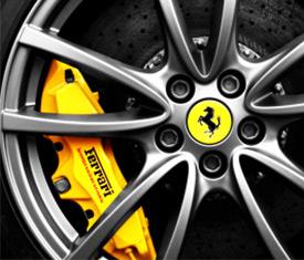Ferrari 599 GTB / GTO Wheels
