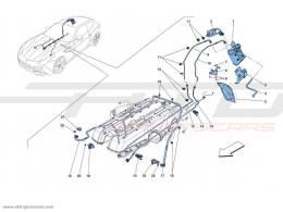 Ferrari FF IMPIANTO ANTIEVAPORAZIONE