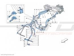 Ferrari FF IMPIANTO ARIA CONDIZIONATA - ACQUA E FREON