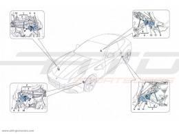 Ferrari FF GESTIONE ELETTRONICA (SOSPENSIONI)
