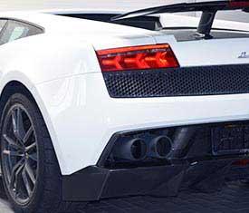 Lamborghini Ersatzteile