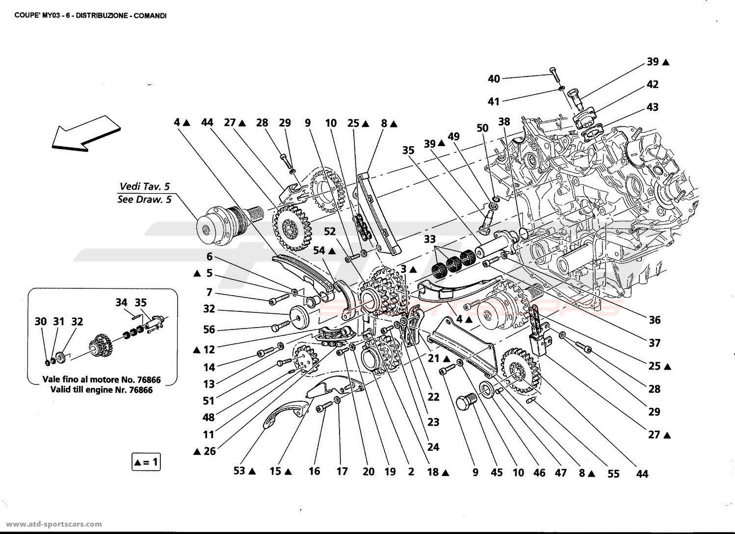 2001 hyundai elantra timing chain marks