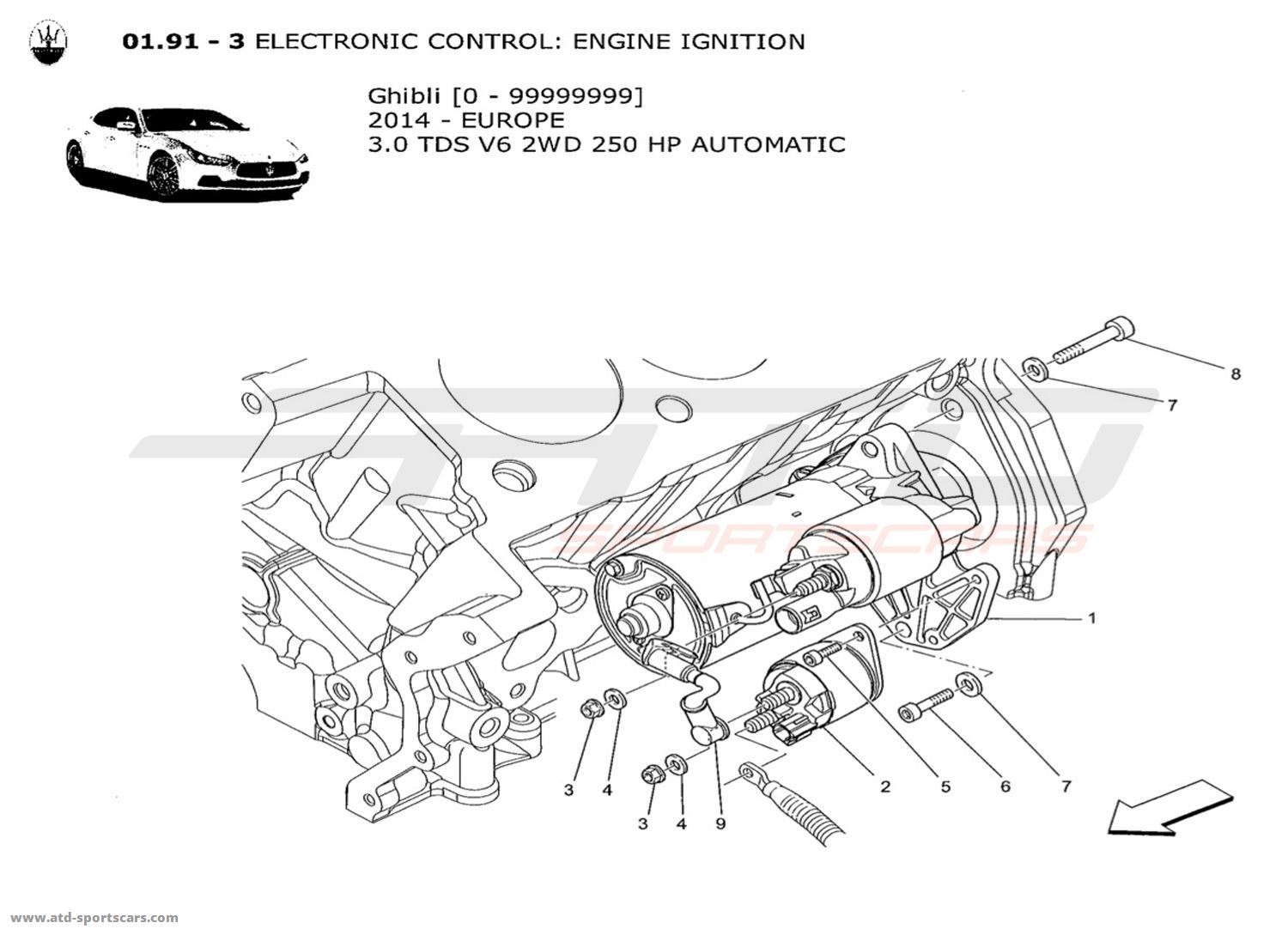 Ignician V6 sel Engine Diagram | Repair Manual on