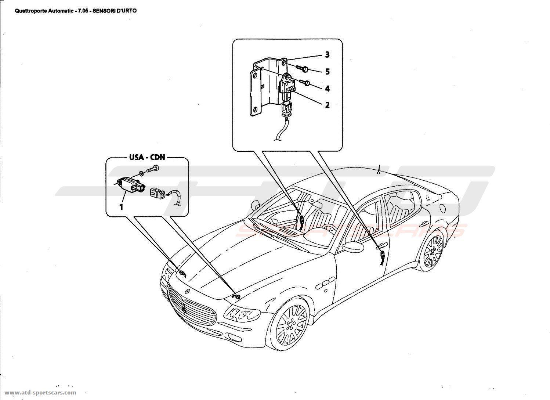 maserati wiring   maserati quattroporte wiring diagrams