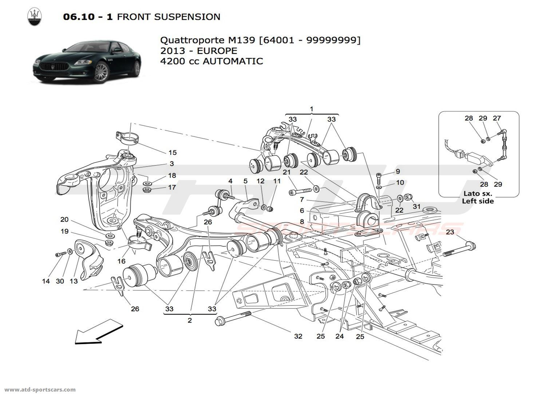 exciting maserati quattroporte engine diagram ideas best image wire. Black Bedroom Furniture Sets. Home Design Ideas