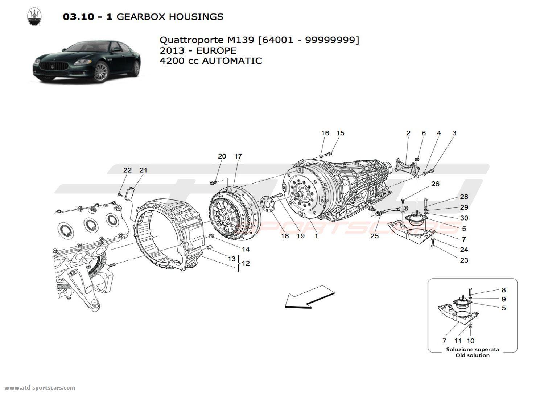 maserati quattroporte 2005 ignition diagram 2005 maserati quattro elsavadorla