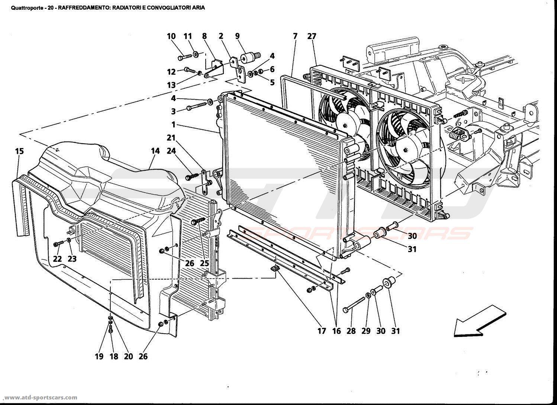 maserati quattroporte 4 2 engine