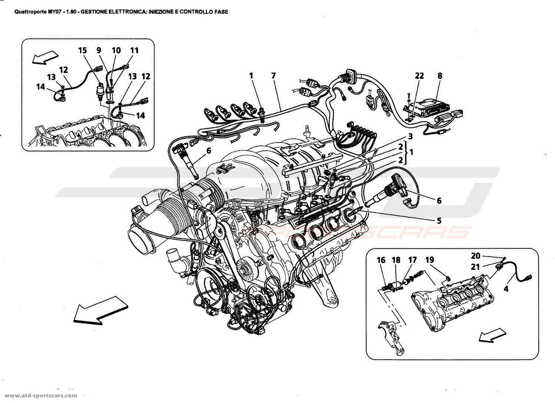 Maserati Quattroporte Engine Diagram Maserati Auto