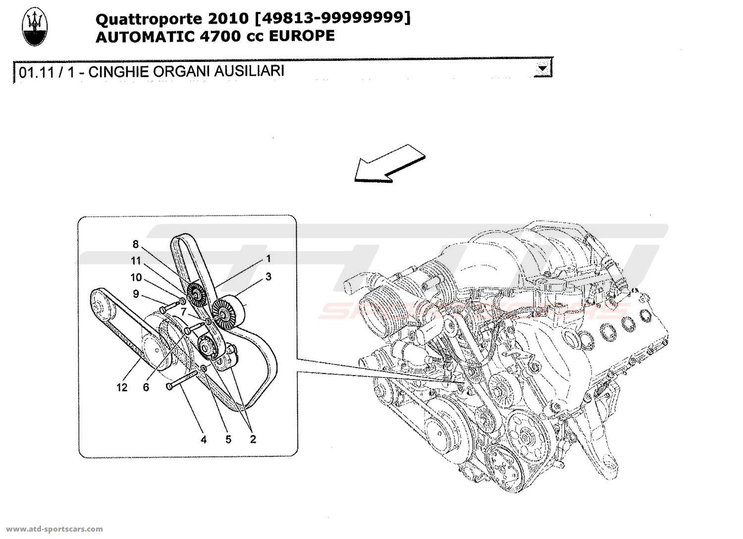 Timing Belt Kit Vkma06220 besides 2004 Lincoln Navigator Timing Chain Pdf in addition BETOOLL HW8005 Camshaft Timing Locking Setting 263008647420 additionally 2002 Acura RL RL 2 Owner Clean Carfax Best 2002 232420720186 additionally 2007 Acura TL Lot232588953271. on maserati timing belts