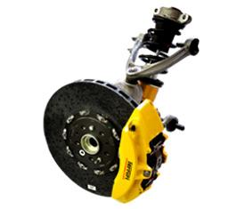 McLaren Bremsen & Fahrwerke