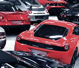 Fahrzeuge bei ATD-Sportscars