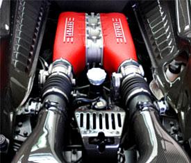Porsche Motor Parts